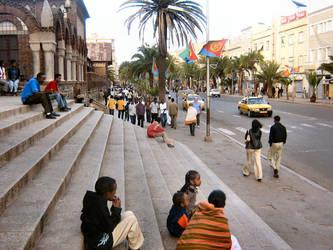 the streets of asmara by konjit