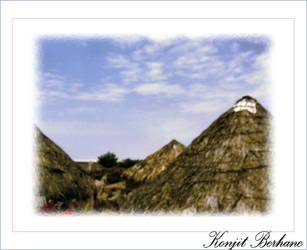 the sky by konjit