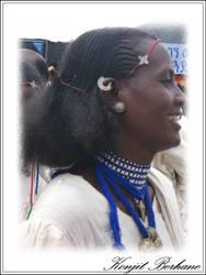 tigrigna woman.. by konjit