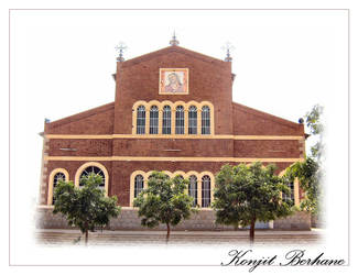 Keren church2 by konjit