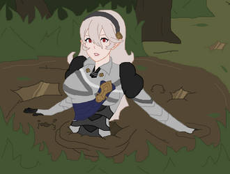 Corrin in the Quagmire by Secretdude77