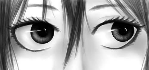 Rukia by UchihaAngela