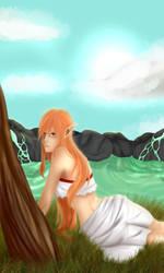 Queen of the Fairies by UchihaAngela
