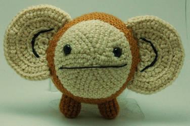 Monkeyface by CaptainDammit