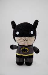 Batman by CaptainDammit