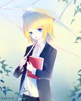 Rainy days by sake-K