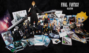 .:My Final Fantasy Collection:. by Xx-Syaoran-kun-xX