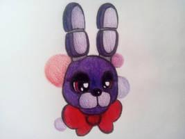 [FNAF] Bonnie by AmberPone