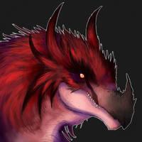 KP #3: Rocva, the Winged Blaze by PrimalMatt97