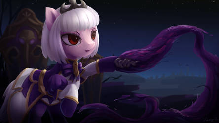 Ponified Orphea by Jeremywithlove