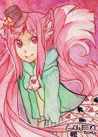 ACEO 32 - Apilia by gowen-production