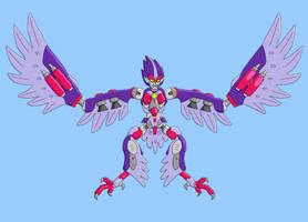 DC Zephyr color by Kairu-Hakubi