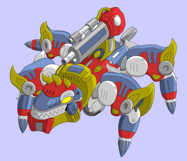 DC Junket color by Kairu-Hakubi
