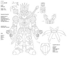 DC Regal stats by Kairu-Hakubi