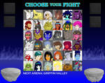 Proxy Blood - Character Select by Kairu-Hakubi