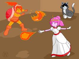 Princess Powerups by Kairu-Hakubi