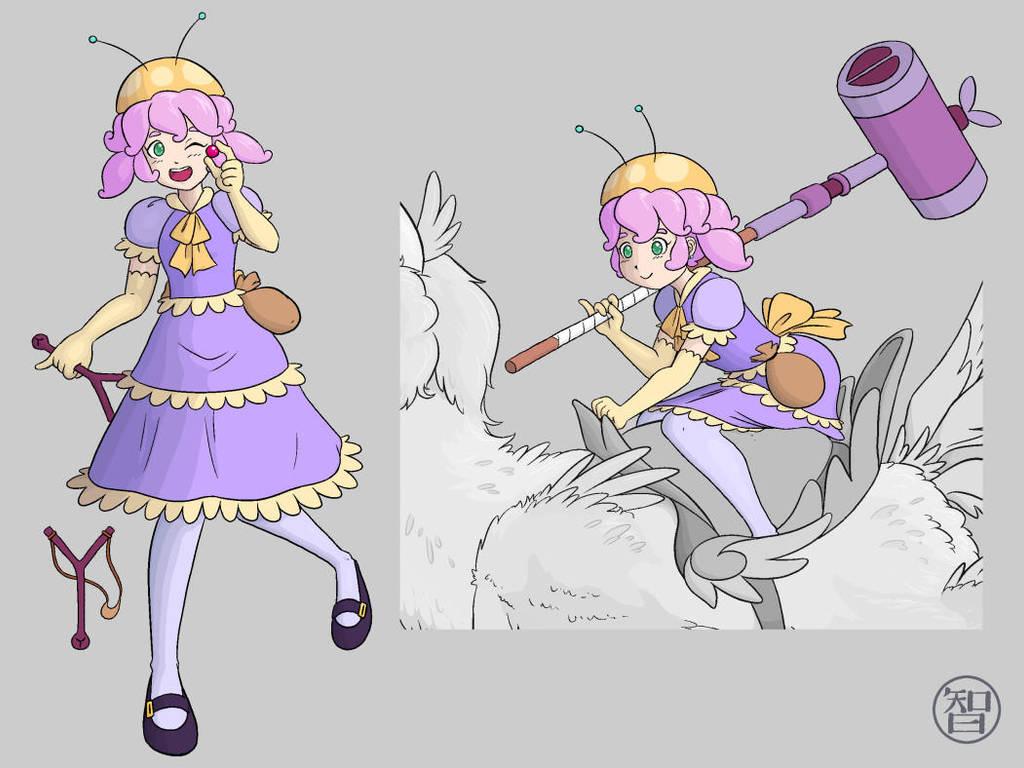 Questri - Louisa by Kairu-Hakubi