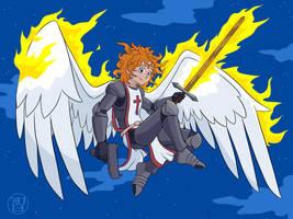 Angel Alley by Kairu-Hakubi