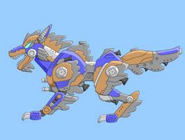 DC Scirocco color by Kairu-Hakubi