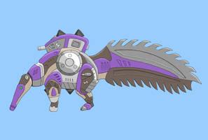 DC Arikui color by Kairu-Hakubi
