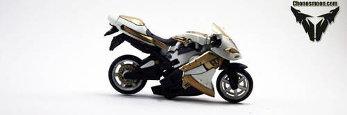 Arcee Angelita-1 Custom Transformer Alt Mode by chonosmoon