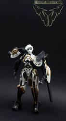 Arcee Angelita-1 Custom Transformer by chonosmoon