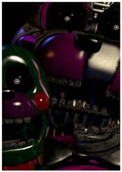 (SFM) UCN Phantom Funtime Freddy by stotlerb21
