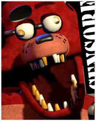 (SFM) UCN Foxy Pirate by stotlerb21