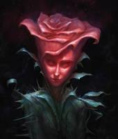 Rosa by AlexeyZaporozhets