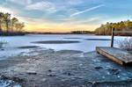 Ice pond by Majesticjai