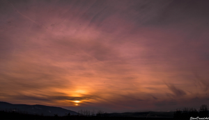 Winter Horizons by StarrDanielArt