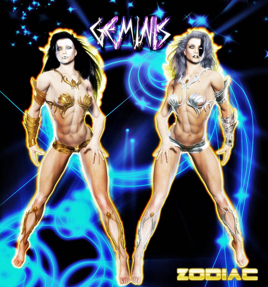 GEMINIS by halcon8