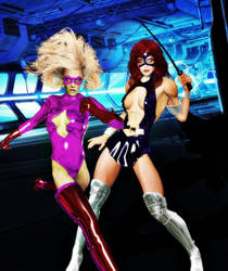 Ms Amazing And Sorceress by halcon8