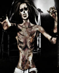 ZOMBIE by halcon8