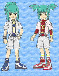 Yu-Gi-Oh 5Ds by oneandonlyLLAT on DeviantArt