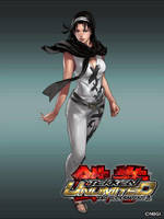 Tekken Tag 2: Jun Kazama concept art (3) by AsukaMinaj