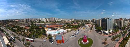 Istasyon Panorama by mehmetozkozaci