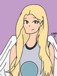 That Angel Poppy by dinogrl