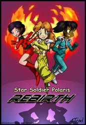 Star Soldier Polaris - Fanart by bot-chan