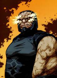 Darkseid for FoF by 2depaus