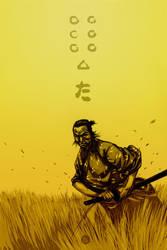 Akira Kurosawa for BNN by 2depaus