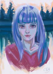Kula Portrait by Kyotox33JDI