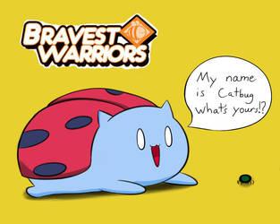 Bravest Warriors: Catbug by FinalFantasyFox