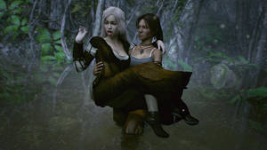 The Adventurers by JohnFitzSquirrel