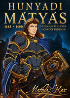 Hunyadi Matyas by Symerinart