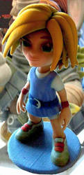 Giana Sisters Toy Figure by MariaGiana