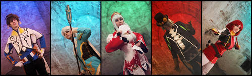 Tales of Zestiria Cosplay by Giacchan