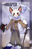 Jasper the Magician by Kitchiki