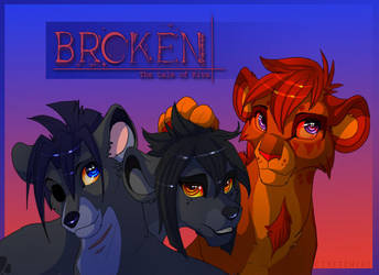 Broken: Unlikely Friends by Kitchiki