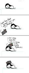 Cat Logic by Kitchiki